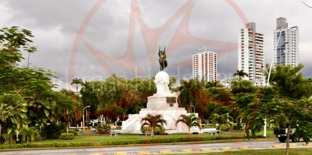 Vasco Nuñez de Balboa Monument